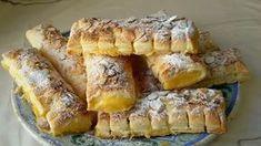 Chaussons crème pâtissière et amandes – Gâteaux & Délices