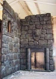 castle walls stage design - Google Search