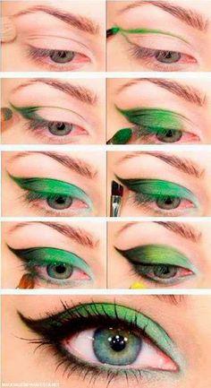 Consegui as imagens de tantos looks para vocês que resolvi continuar numa nova postagem, recheada de dicas fáceis de como fazer maquiagens de festa arrasadoras! Na primeira parte vocês puderam conf...