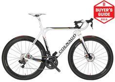 Colnago Prestige Disc Ultegra  http://www.bicycling.com/bikes-gear/reviews/buyers-guide-best-cyclocross-bikes/slide/2