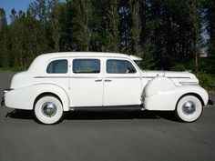 1939 Cadillac limo