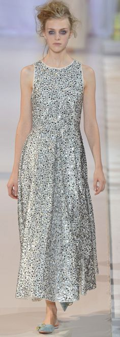 Rochas Ready To Wear Spring Summer 2014
