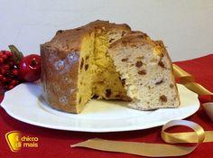Panettone senza glutine (ricetta con Lievito Madre)
