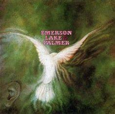 Emerson Lake & Palmer ~ Emerson Lake & Palmer (1970)