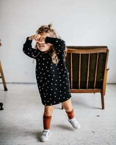43 Ideas Baby Girl Fashion Outfits Minis For 2019 Little Girl Fashion, Toddler Fashion, Kids Fashion, Outfits Niños, Fashion Outfits, Moda Kids, Stylish Kids, Kid Styles, Kind Mode