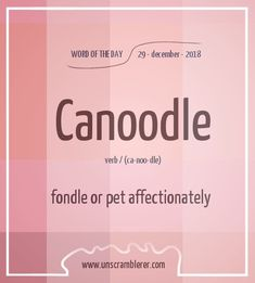 Unscrambling canoodle we found 19 valid Scrabble words and scores. 19 words unscrambled with the word unscrambler. Interesting English Words, Beautiful Words In English, Unusual Words, Weird Words, Rare Words, Learn English Words, Pretty Words, Cool Words, Words To Use