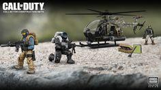 Call of Duty - Customizer | Mega Bloks - Collectors Escuadron Asesino