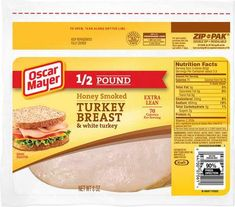 $0.75 Off Any Oscar Mayer Lunch Meat In Zip-Pak Packaging With Printable Coupon!