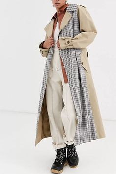 Trench coats never go out of style, and for spring/summer 2020 they're bigger than ever. Here are the best high street and designer trench coats of the season. Designer Trench Coats, Trendy Outfits, Fashion Outfits, Fall Winter Outfits, Duster Coat, Fashion Looks, Couture, Clothes For Women, Stylish