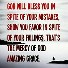 Thank You GOD for Your Great Gift of GRACE!!