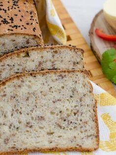Chleb wieloziarnisty II   Sprawdzona Kuchnia Banana Bread, Cooking, Food, Kitchen, Essen, Meals, Yemek, Brewing, Cuisine