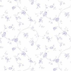 Pretty roses are gracefully winding in this design. They are softly coloured stemmed roses with soft leaves. A plain or solid coloured background anchors the design in place with a fine emboss. Soft Wallpaper, Purple Wallpaper, Print Wallpaper, Computer Wallpaper, Pattern Wallpaper, Wallpaper Backgrounds, Iphone Wallpaper, Disney Wallpaper, Peelable Wallpaper