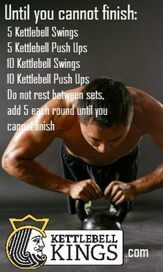 Kettlebell Workouts Online | Kettlebells For Sale - Kettlebell Kings #fitness #kettlebell #workoutmen