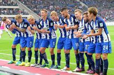 12 freie Tage für unsere Profis - Zeit um auf 12 Pflichtspielsiege zurückzublicken  6. Sieg: Hertha vs. Hamburg 2:0 #BSCHSV #hahohe