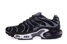 low priced ab232 f1240 Nike Air Max Plus TXT Cool Grey Black White Mens Shoes Nike Air Max Plus,