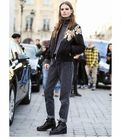 @Alex Leichtman M What Wear - Stonewashed Mom Jeans:                 Normcore style at its best, you're deliberately embracing boring to set yourself apart from the wacky trendsetters. Unfortunately for you, you still look cool.