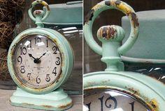 Vintage Table Clock | Desk Clock | Table Top Clock