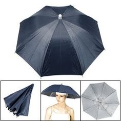 This is either too funny or really cool..I have not made my mind up yet.  (Sports Polyester Umbrella )