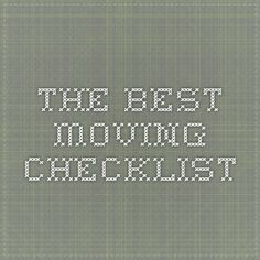 The Best Moving Checklist Moving Checklist, Moving Tips, Divorce Process, Priest, Im Not Perfect, Stress, Good Things, Life, Legends