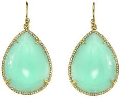 holy whoa. I guess I have a thing for blue earrings. But this pair... we can never be together.