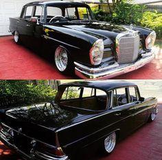 Mercedes FinTail