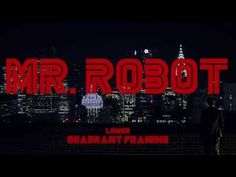 [All spoilers] Mr. Robot Lower Quadrant Framing #mrrobot #tv