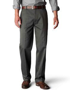 Dockers Men's Signature Khaki D2 Straight Fit Flat Front Pant,Military Olive,30x32 Dockers http://www.amazon.com/dp/B002AQANHC/ref=cm_sw_r_pi_dp_AaxAvb1GDZ6WV