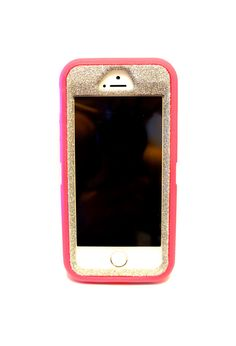 OtterBox Defender Series Case iPhone 5s Glitter by NaughtyWoman