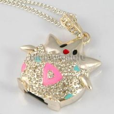 I found '4GB Silver Crystals Pokemon Necklace Jewelry 2.0 Flash Memory Pen Drive Stick' on Wish, check it out!