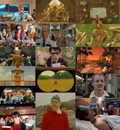 wes anderson films are so recognizable!