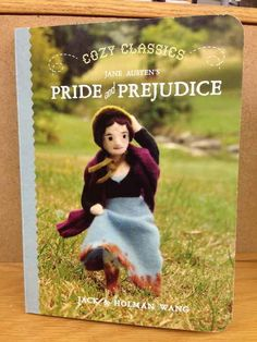 The Cozy Classics retelling of Jane Austen's Pride and Prejudice is a magnificent and breathtaking retelling of one of literature's classic ... :)