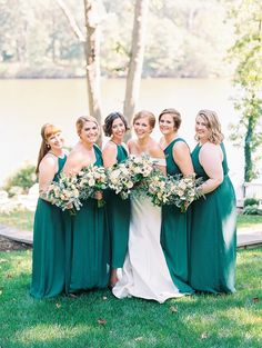Inexpensive Wedding Venues In Pa Emerald Green Bridesmaid Dresses, Bridesmaid Dress Styles, Wedding Bridesmaids, Green Bridesmaids, Michigan Wedding Venues, Chicago Wedding Venues, Affordable Wedding Photography, Inexpensive Wedding Venues, Plus Size Wedding Guest Dresses