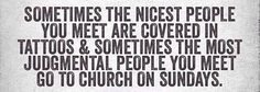 Sometimes the nicest people you meet...