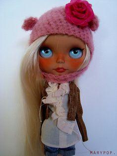 NEW GIRL! | Neo Blythe Roxy Baby custom by Lilitix | Mariana Reichert | Flickr