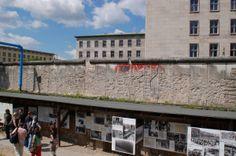 Berlin wall, Topografie des Terrors, Finanzministerium