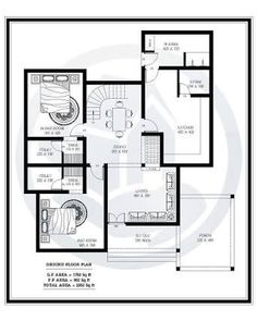 Kerala Home plan and elevation1800 Sq FtHouse Plans