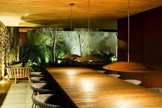 V4 House by Marcio Kogan - Studio MK27