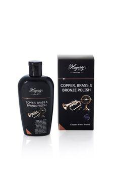 Copper Brass & Bronze Polish