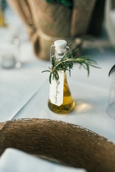 wedding favors - photo by Aberrazioni Cromatiche http://ruffledblog.com/a-must-see-amalfi-coast-wedding-with-dazzling-views