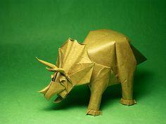 triceratops by EmreAyar, via Flickr