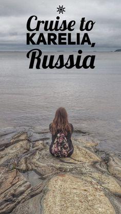 Cruise to Karelia: North of Russia - Ruskeala, Sortavala and Pellotsari