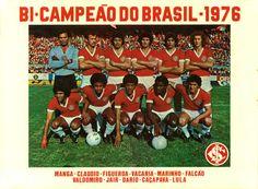 BIcampeão Brasileiro - 1976