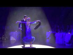 Dmitry Zharkov & Olga Kulikova Show Case 2015 Slow Foxtrot - YouTube