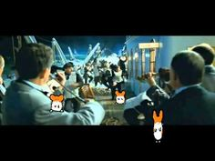 """Hollywood mega-mogul James Cameron has done it again! For Titanic in 3D, he's dumped the sappy Celine Dion's """"My Heart Goes On"""" for something much more viral - The Hamster Dance! Have a look at this major mashup! For more news spoofs, to make funny friends and to laugh, log onto the first and only Comedy Social Network, myfarcebook.com at http://myfarcebook.com"""
