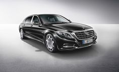Mercedes-Maybach S600: Galactus, Your Sled Is Here - Photo Gallery of Auto Show News from Car and Driver - Car Images - Car and Driver