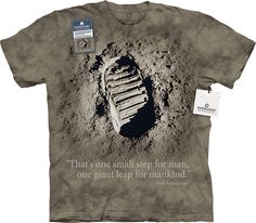 The Mountain First Step T-Shirt