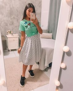Cute Modest Outfits, Girly Girl Outfits, Casual Outfits, Gucci Outfits, Skirt Outfits, Korean Summer Outfits, Winter Outfits Women, Christian Clothing, Aesthetic Clothes