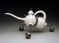 ronbeckdesigns:  Eric Van Eimeren: Punk Teapot