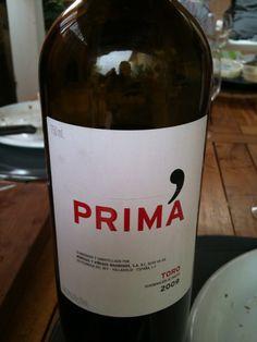 Un vin espagnol que j'adore !