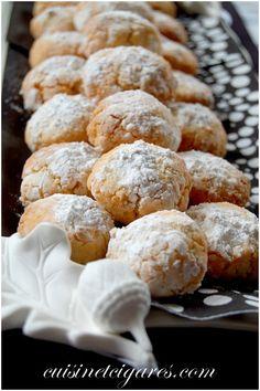 Macarons noix de coco Duo 30